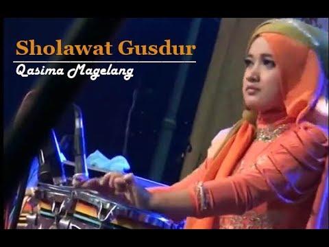Sholawat Gusdur | Voc. All Artist - QASIMA Live Batang