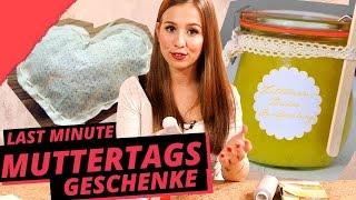 Last Minute MUTTERTAG DIY | Teebeutel & Handpeeling | DIY or DI-Don