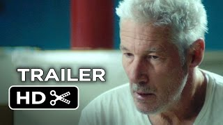 Time Out of Mind TRAILER 1 (2015) - Jena Malone, Richard Gere Movie HD