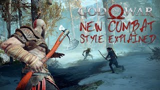 God of War: Combat Explained | How It Borrows From Dark Souls, DMC, Improving on Them