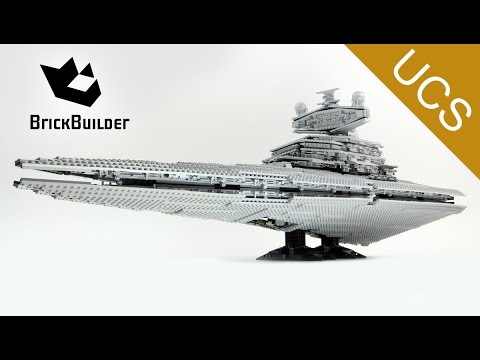 Lego UCS 10030 Imperial Star Destroyer - Special for 500 million views - Lego Speed Build