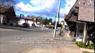 Vlog: Walking Downtown Forks, WA only takes 5 minutes.