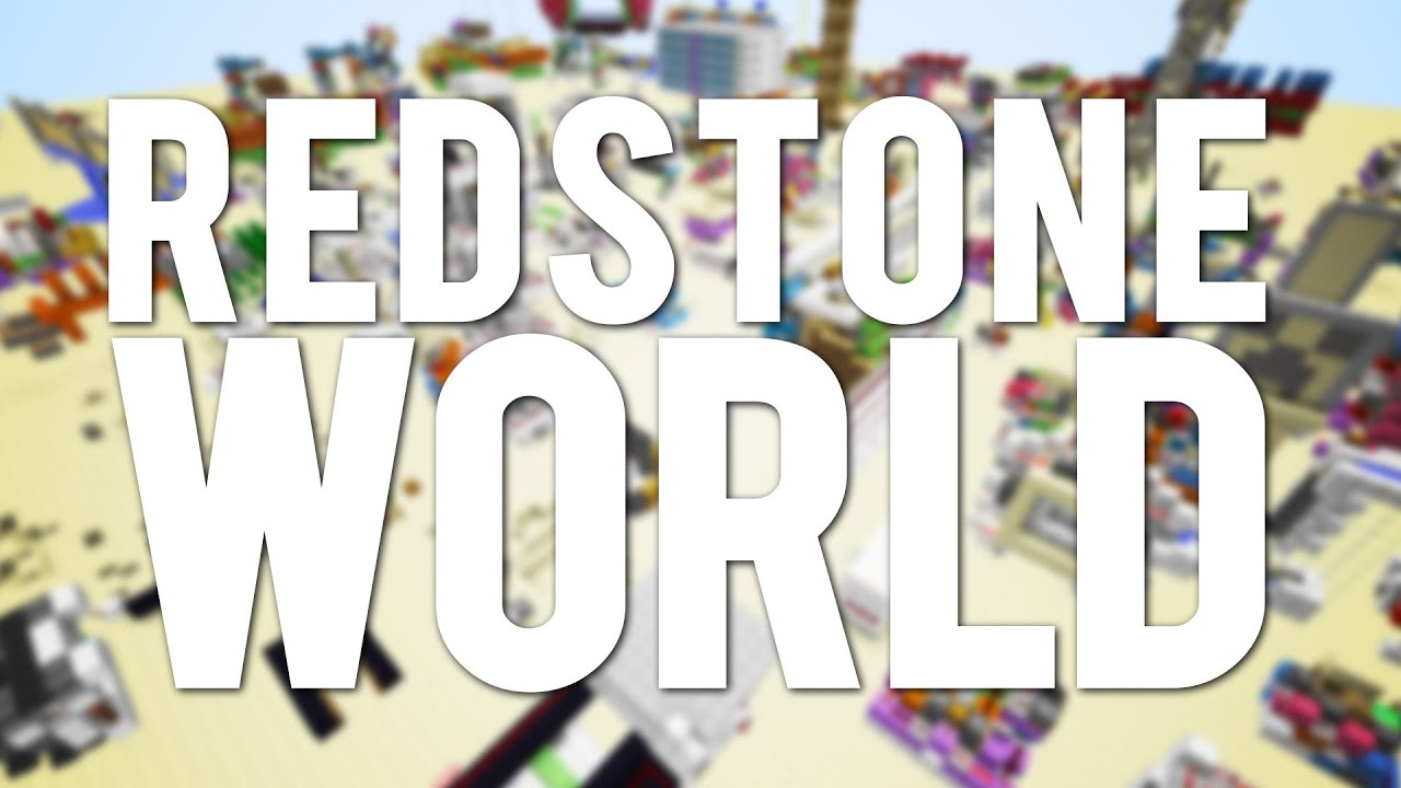 Minecraft my redstone testing world day 24 youtube minecraft my redstone testing world day 24 sciox Choice Image