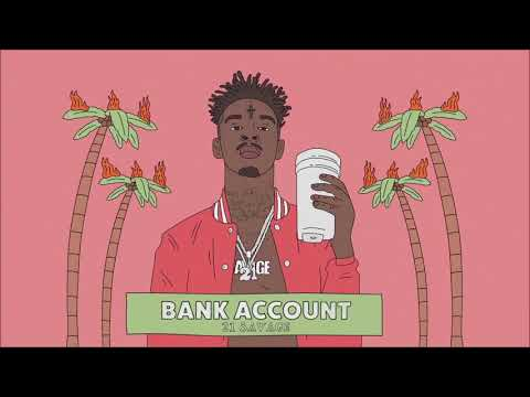 21 Savage   Bank Account 3D Audio Use...