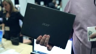 Acer C7 Chromebook hands-on