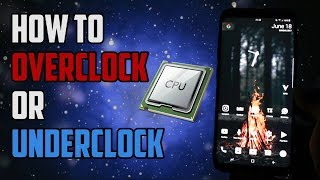 Make your S8/S8+ Faster FOR REAL! | OVERCLOCK CPU & GPU