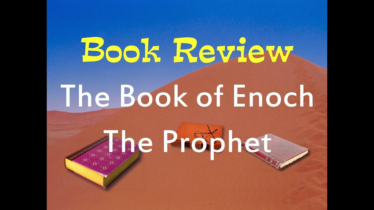 the book of enoch the prophet pdf