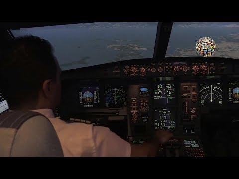 THY pilotu Çanakkale Gelibolu'dayken süpriz anons yaptı