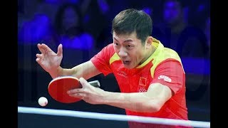 Xu Xin vs Tomokazu Harimoto | MS-SF | 2019 Asian Championships