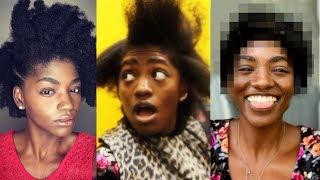 why I cut my 4C Natural Hair | StarPuppy vs Natural Hair Growth