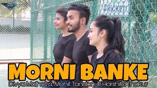 Morni Banke   Badhaai Ho   Guru Randhawa   Neha Kakkar  ft. Divya, Mohit & Harshita