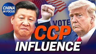 Chinese police steal $1 million from businessman; Trump adviser highlights CCP influence in the US