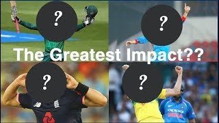 Who will have the greatest impact on the 2019 World Cup??
