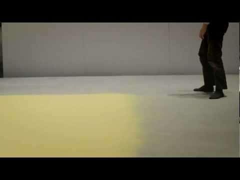 Wolfgang Laib, Pollen from Hazelnut | MoMA