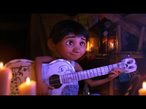 Thumbnail: The First Teaser Trailer for Disney Pixar's 'Coco' Is Here!