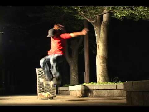 BAL film presents 『MIXTURE OF ENERGY』 Yamanashi skateboard documentary 2007-2010