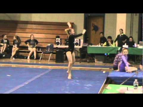 Jordyn Isabelle - Level 7 Gymnastics Beam, Floor, Vault