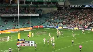 NRL 2011 Round 22 Highlights: Wests Tigers V Dragons