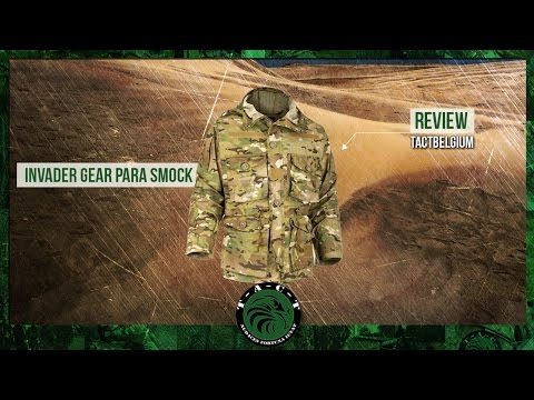 REVIEW - Invader Gear Para Smock