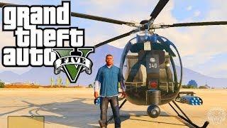 Gta Buzzard Helicopter Xbox Ps3 Tutorial Guide Grand Theft Auto