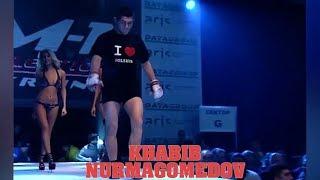 Хабиб Нурмагомедов, HL выступлений в M-1 Global