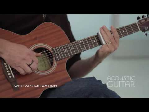 Review: Two Affordable Eastman Acoustic Guitars, the AC–GA1CE & AC–GA2CE