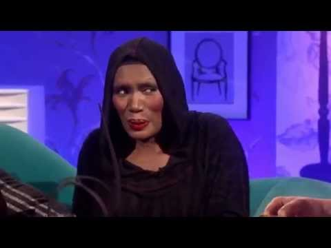 Grace Jones - Alan Carr Chatty Man Interview