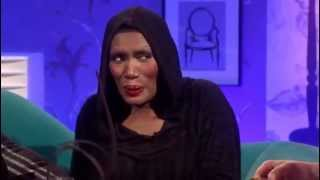 Grace Jones Alan Carr Chatty Man Interview