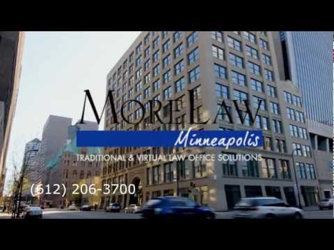MoreLaw Minneapolis Executive Suite & Virtual Offices for Attorneys