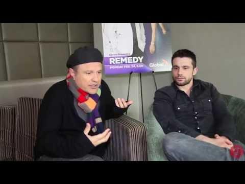 Enrico Colantoni & Dillon Casey on first season of 'Remedy'