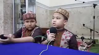 Ahmad Dan Kamil | Istiqomahkan Baca Baca Al Kahfi Tiap Jumat.