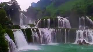 Video Ban Gioc Detian Falls In Vietnam - The Most Jaw Droppingly Beautiful Waterfalls in Vietnam download MP3, 3GP, MP4, WEBM, AVI, FLV Juli 2018