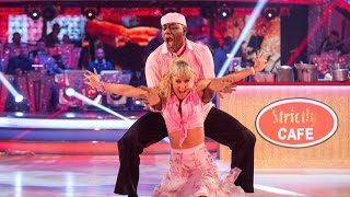 Ainsley Harriott & Natalie Lowe Jive to