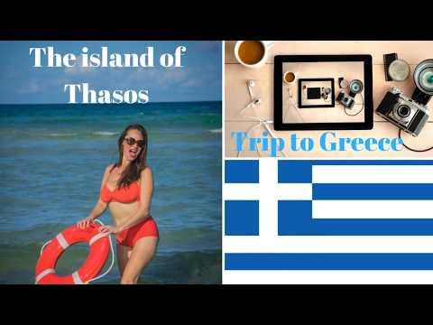 Thasos Island - Thrace Sea - Greece
