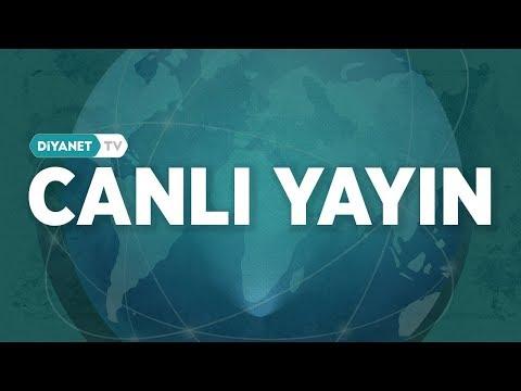[Canlı Yayın] Cuma Vaazı - Ankara Melike Hatun Camii