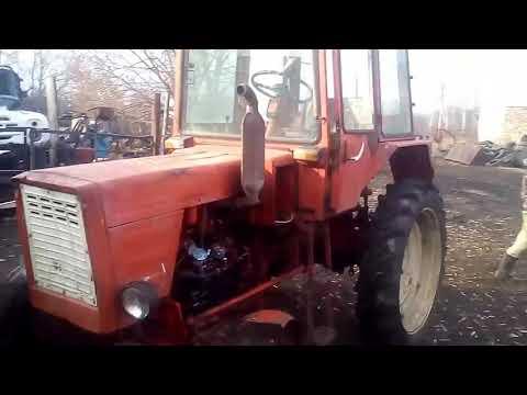 Т-25 сбылась мечта купил трактор - YouTube