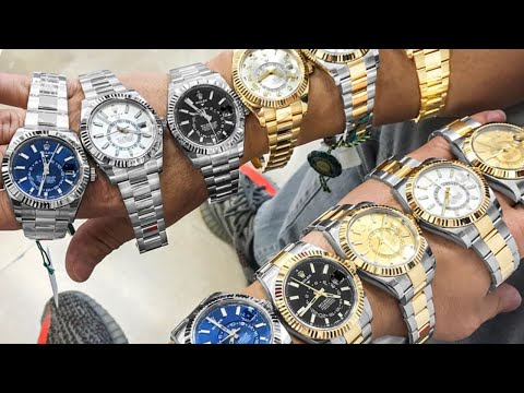 Recession Proof Watches, Safe Buys In Today's Market - Rolex, AP, Panerai?!
