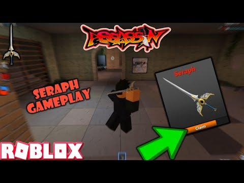 ROBLOX | ASSASSIN: CRAFTING THE SERAPH MYTHIC (SERAPH GAMEPLAY)