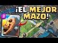 ¡SACAMOS EL MEJOR MAZO CON BARRIL DE BÁRBARO! ¿Funciona, o es mala carta? | Clash Royale en Español