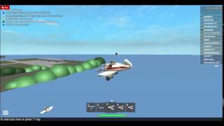 Roblox [Airport] Thessaloniki International Airport part 3 - still flying mini planes