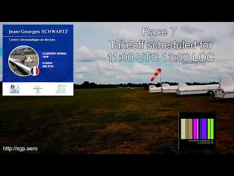 SGP France - Race 7 Briefing