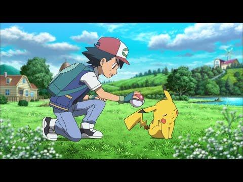 Novo filme de Pokémon irá reviver o encontro entre Ash e Pikachu em Kanto