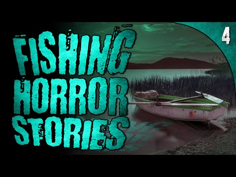 4 CREEPY Things Seen While Fishing (Part 5)