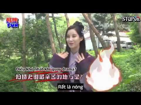 [VIETSUB] [STQPvn] Seohyun Youku interview on