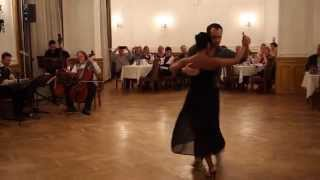 Milongueando en el 40 - Pablo Rodriguez & Corina Herrera - Tango Harmony