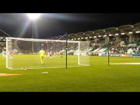 Goal! Danny Mandroiu makes it 2-1 vs Derry City