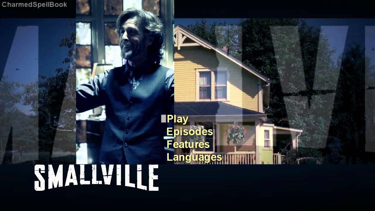 Download Smallville Season 10 DVD Menu