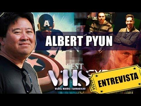 Entrevista  Albert Pyun  VHS