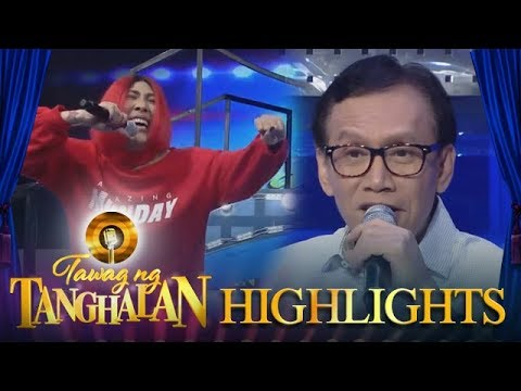Tawag ng Tanghalan: Vice Ganda challenges Rey Valera in a fight