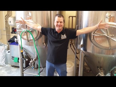 (4K) Brewing Our Latest Collaboration At Hillside Brewery
